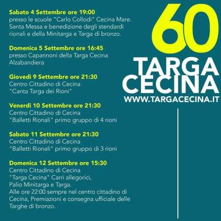 Targa Cecina