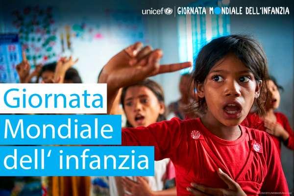 Giornata mondiale dei diritti dell'infanzia e adolescenza