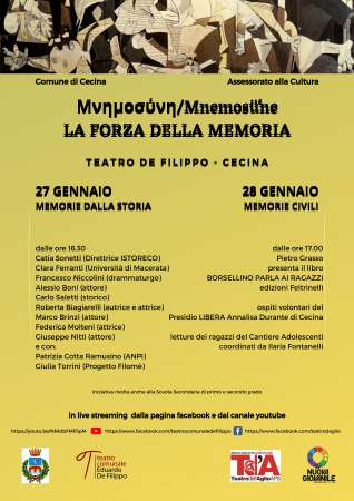 Mnemosine La forza della Memoria