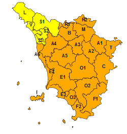 codice arancio