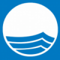 logo bandiera blu