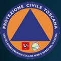 Logo protezione civile toscana