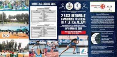 Campionati regionali atletica leggera