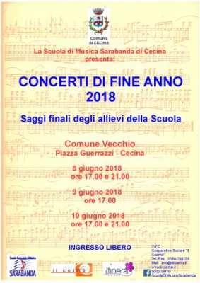 Concerti scuola di musica sarabanda