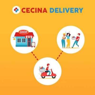 cecina delivery