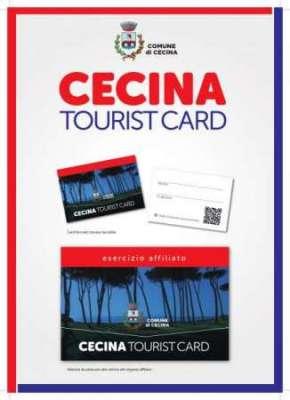 Cecina Tourist Card