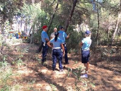 Controllo del territorio da parte degli agenti della Polizia Municipale