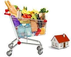 Spesa: consegna a domicilio