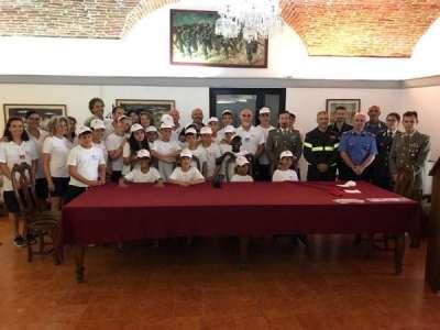 Ljubljù summer camp 2017