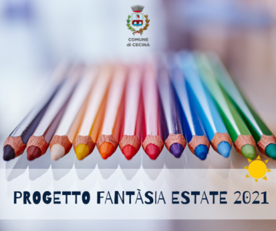 Progetto Fantàsia Estate 2021