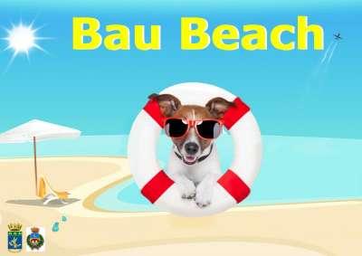 Bau Beach a Cecina