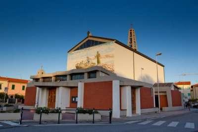 Chiesa di Sant'Andrea a Cecina Mare