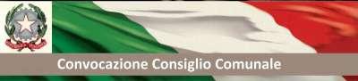 logo convocazione Consiglio Comunale