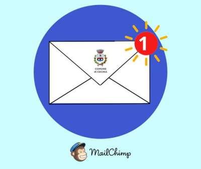 Newsletter settimanale del Comune di Cecina