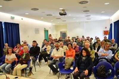 Sala conferenze biblioteca di Cecina