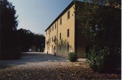 Villa Guerrazzi, la Cinquantina