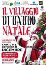 Locandina Il villaggio di Babbo Natale