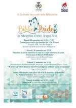 Locandina BiblioPride