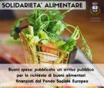solidarietà alimentare Cecina
