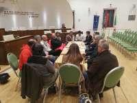 Riunione sindaci protezione civile