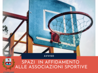 Avviso affidamento spazi alle associazioni sportive