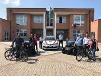Il Comune di Cecina punta sulla mobilità elettrica