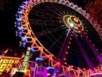 Luna Park autunnale