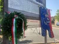 Commemorazione del 77° anniversario della Liberazione di Cecina