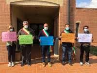 protesta sindaci