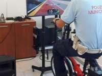 simulatore bici