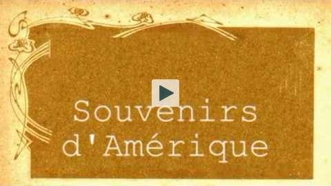 Souvenirs d'Amerique - Il diario di un cecinese in America