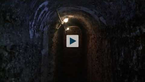 Viista virtuale alla cisterna sotterranea